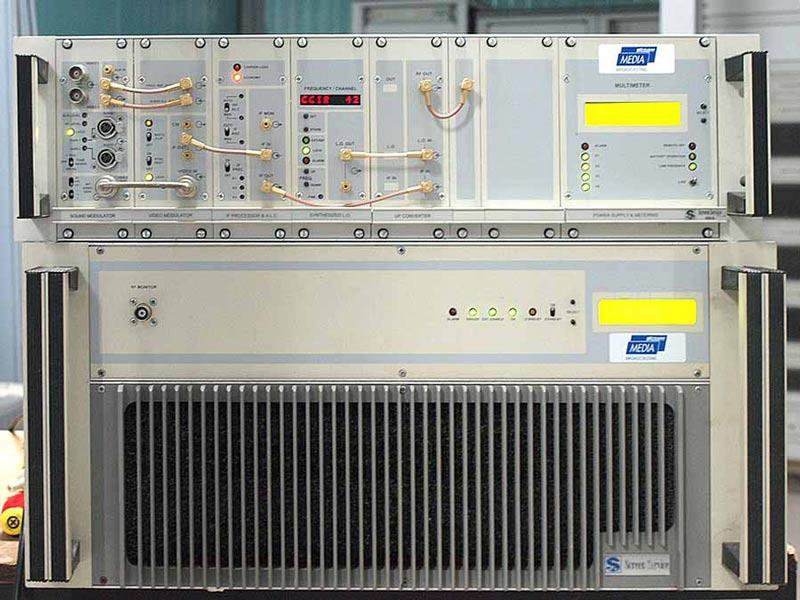 Screen Service 2 5 Kw Tv Transmitter