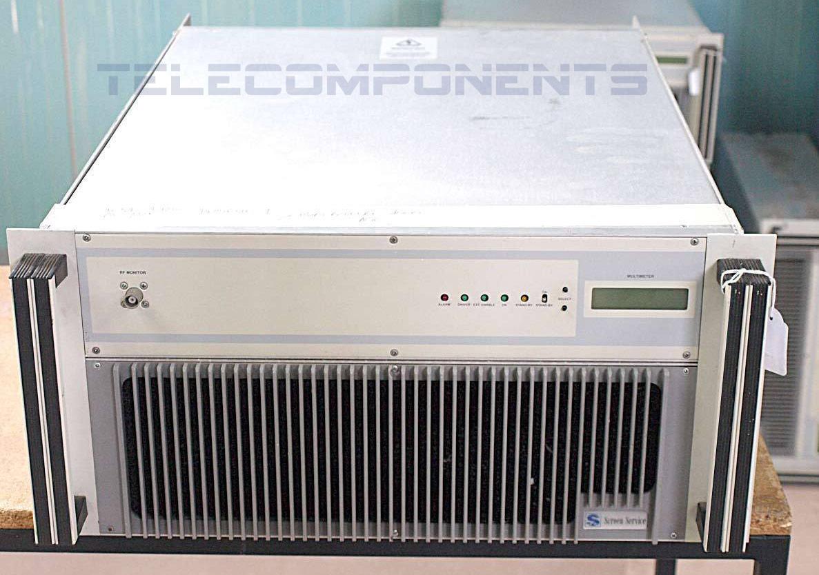 Dvbt Modulatorencoder Multiplexer New Stereo Coder 15 Kw Vhf Iii Band Tv Amplifier