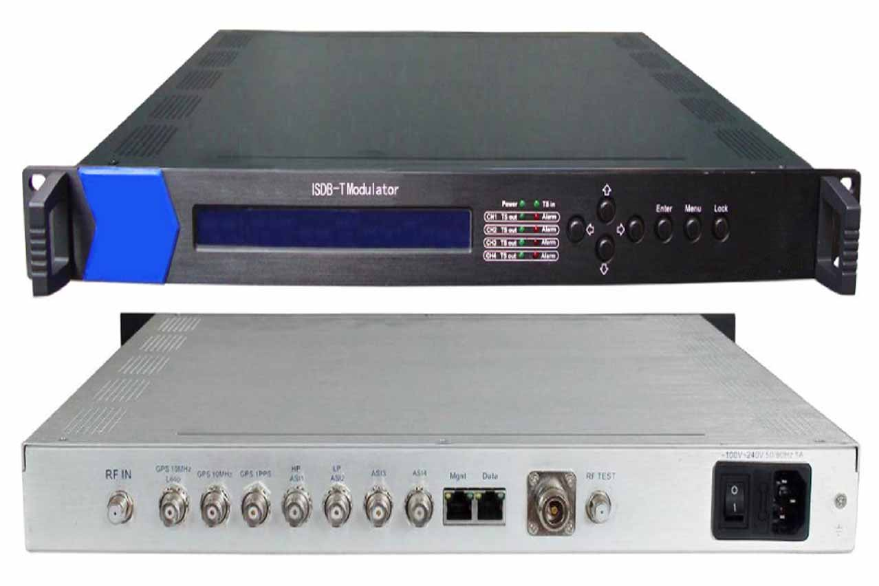 Refurbished Used And New Tv Fm Transmitter Stereo Coder Multiplexer Digital Isdb Modulator
