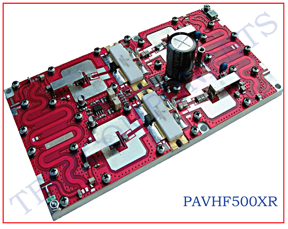 500W TV VHF Power Amplifier Pallet MRF5600