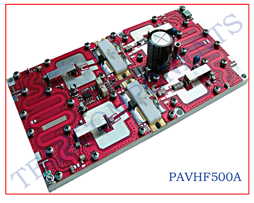 500w Tv Vhf Power Amplifier Pallet Mrf2600 500watt Circuit Schematic Diagram